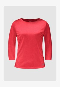 Jack Wolfskin - Long sleeved top - tulip red - 2