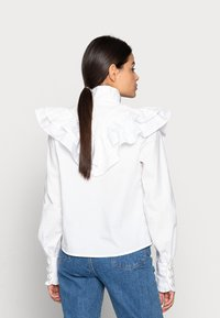 Custommade - BIBI - Bluzka - bright white - 2