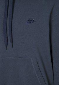 Nike Sportswear - HOODIE CLASSIC - Sweatshirt - thunder blue/midnight navy - 2