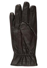 Jack & Jones - JACMONTANA GLOVES  - Gloves - dark earth - 2