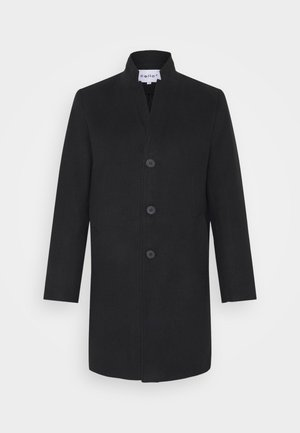 SUGLORY - Short coat - black