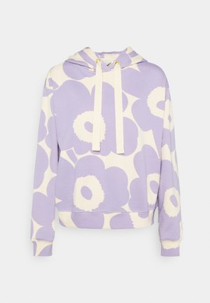 NIITTYHOPEA UNIKKO - Sweatshirt - light beige, lavender