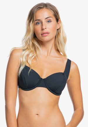 Bikini top - true black