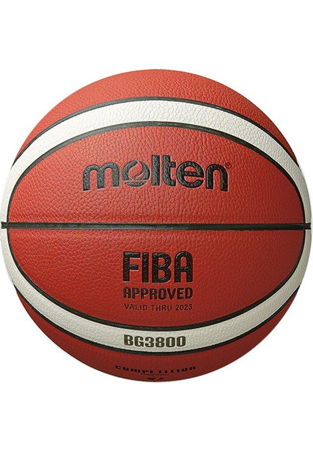 B5G3800 BASKETBALL - Equipement de basketball - orange / ivory