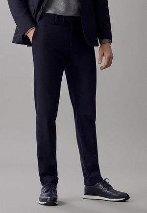 Pantalon - blue-black denim