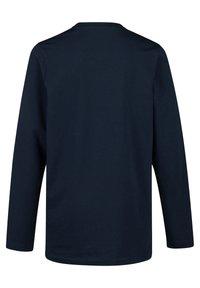 WE Fashion - REGULAR FIT - Langærmede T-shirts - dark blue - 3