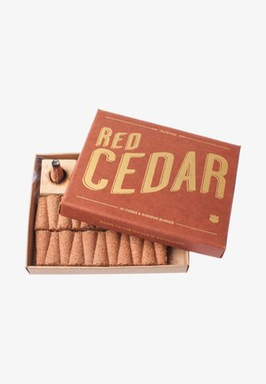 INCENSE - Raumduft - red cedar
