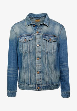 JERRY - Chaqueta vaquera - blue denim