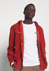 Wood Wood - MARK VORTEX - Long sleeved top - white - 3