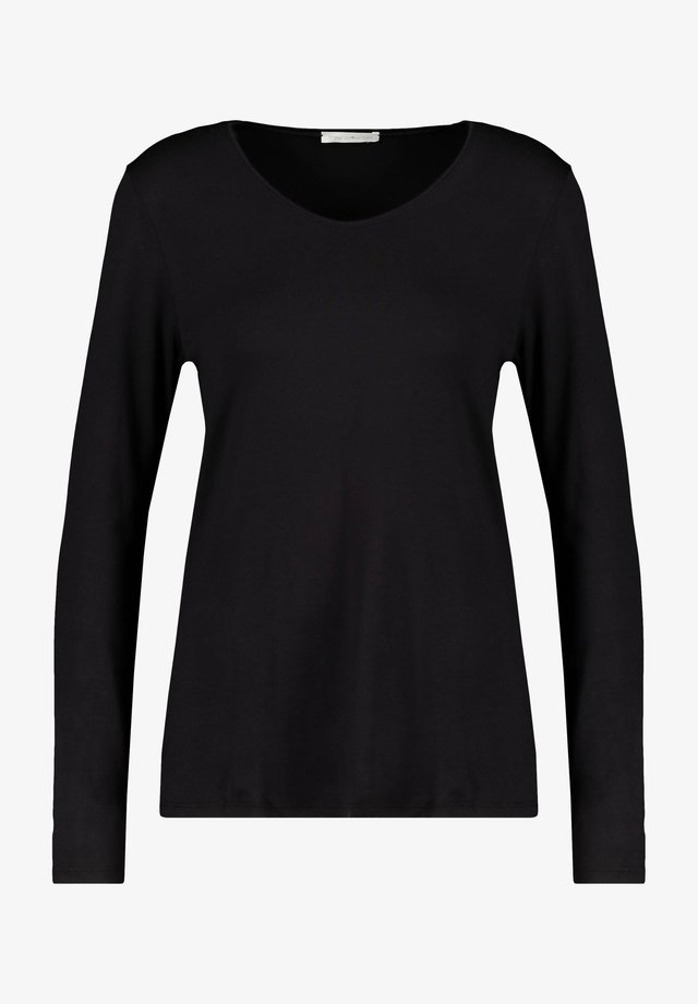 ALARA - Pyjama top - schwarz