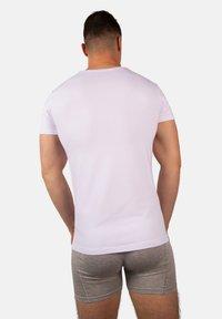 Bandoo Underwear - 2 PACK - Undershirt - white - 1