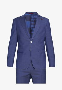 PEAK LAPEL SUIT SLIM FIT - Oblek - blue