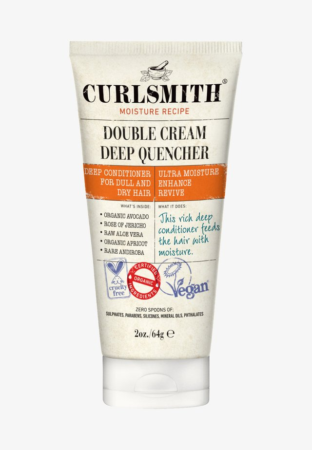 DOUBLE CREAM DEEP QUENCHER TS - Conditioner - -