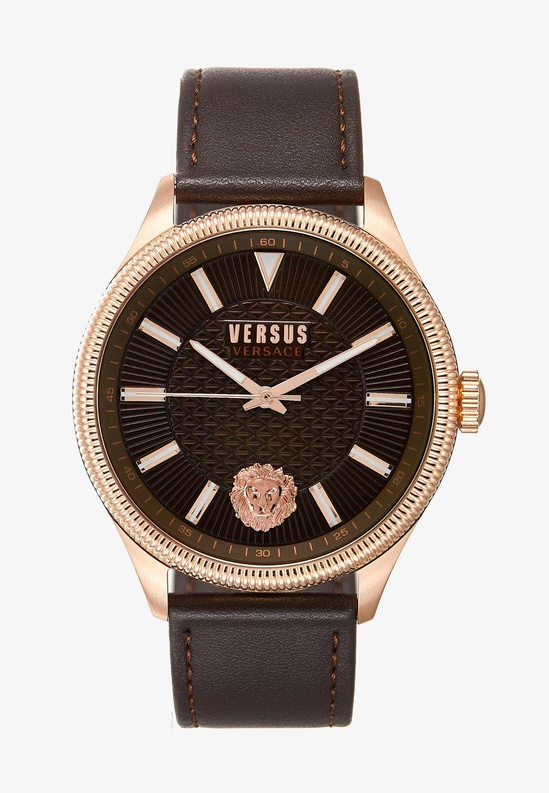 Versus Versace - COLONNE - Orologio - brown