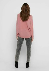 ONLY - ONLJUNE - Pullover - dusty rose - 2