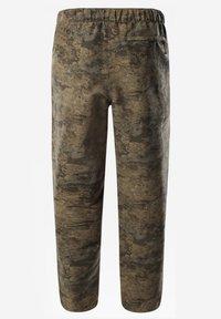 The North Face - M CLASS V PANT - Tracksuit bottoms - mltryolvcloudcmowashprint - 1