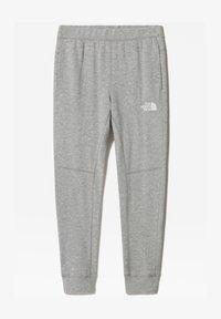 The North Face - B SLACKER CUFFED PANT - Pantalon de survêtement - tnf light grey heather - 0