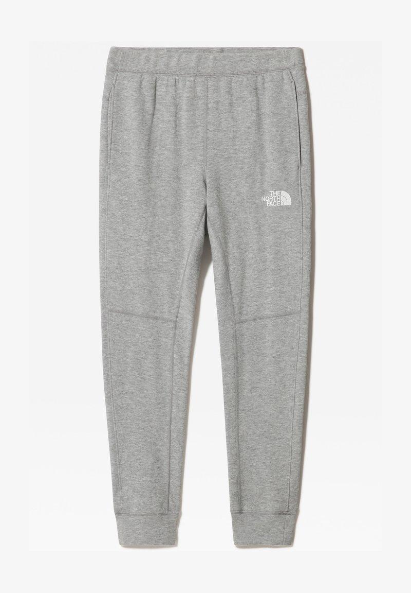 The North Face - B SLACKER CUFFED PANT - Pantalon de survêtement - tnf light grey heather