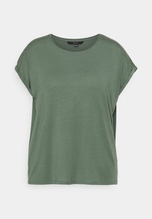 VMAVA PLAIN - Basic T-shirt - laurel wreath
