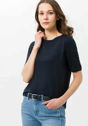 STYLE COLETTE - Basic T-shirt - navy