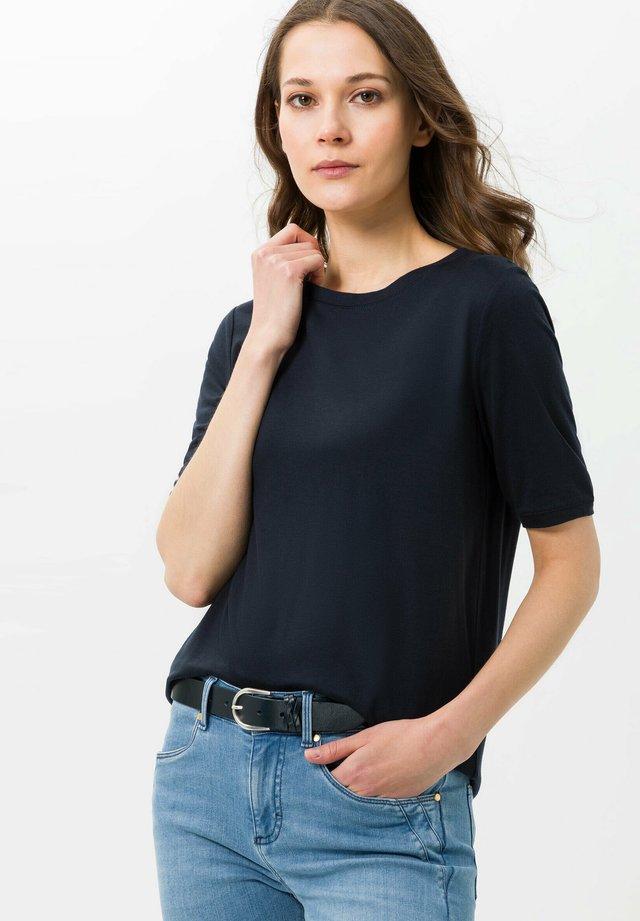 STYLE COLETTE - T-shirt basic - navy