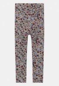 Name it - NMFBEFRIDA - Leggings - Trousers - peyote melange - 1