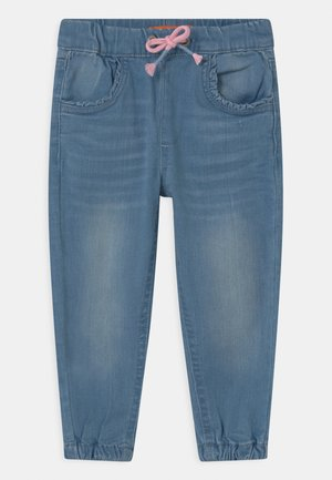 KID - Relaxed fit jeans - light blue denim