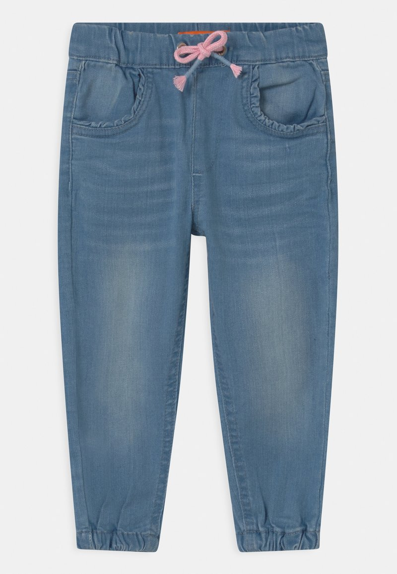 Staccato - KID - Jeans Relaxed Fit - light blue denim