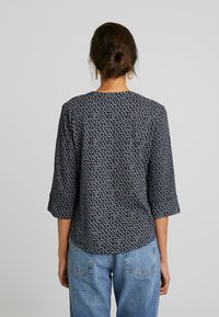 Part Two - KESSIEPW - Long sleeved top - dark blue