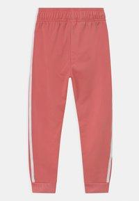 adidas Originals - ADICOLOR SST TRACK PANTS - Tracksuit bottoms - hazy rose/white - 1