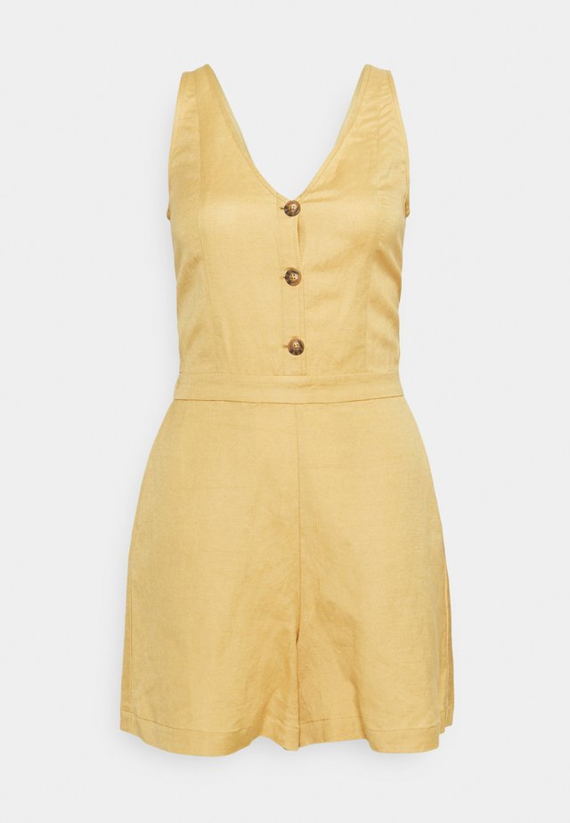 ANIKA - Jumpsuit - curry
