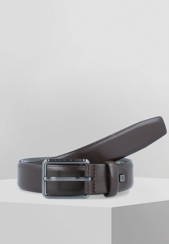 ZEUS - Ceinture - dark brown