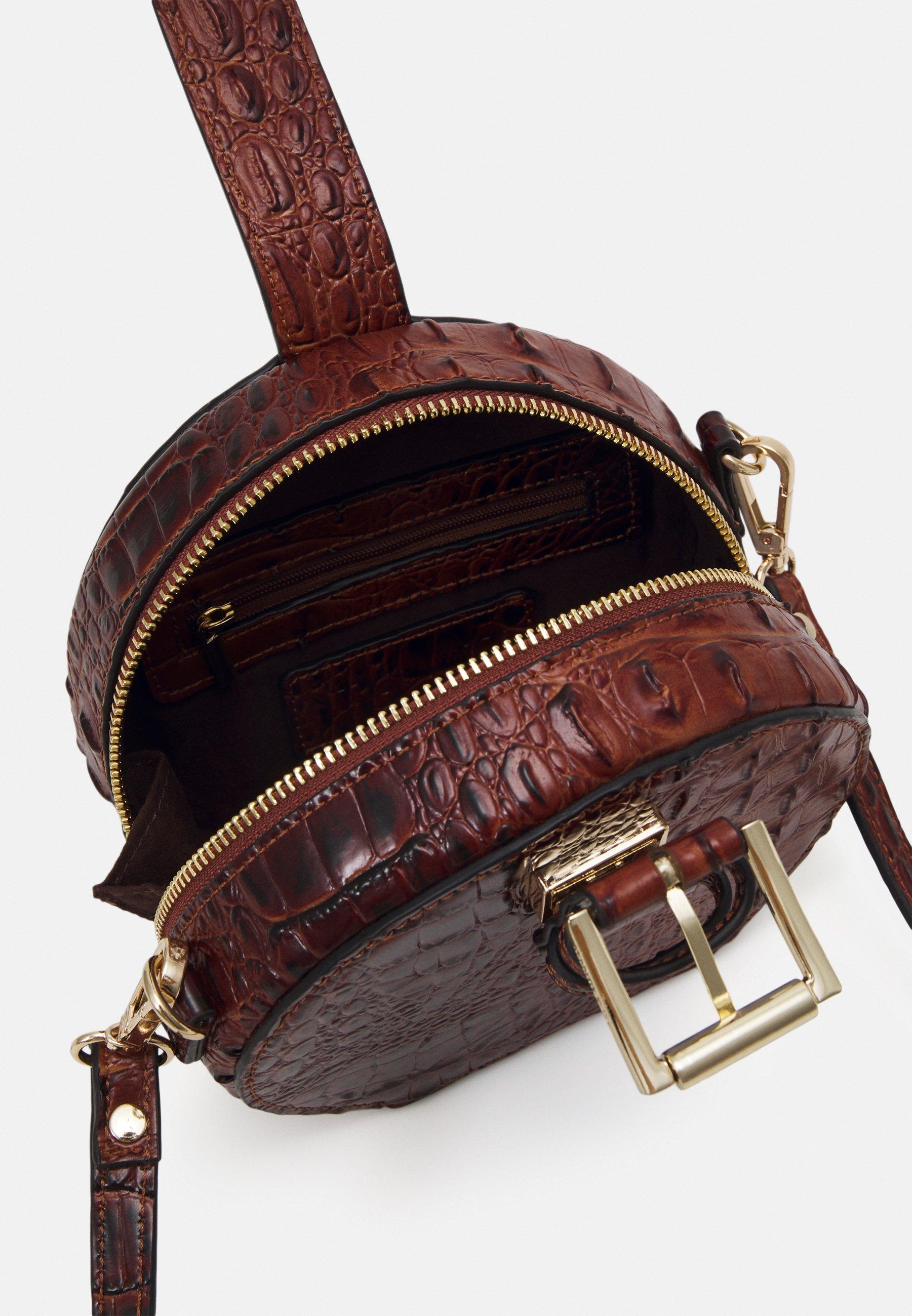 Steve Madden CROSSBODY BAG - Håndveske - cognac/brunlig y08NoSQuFWlWEDp
