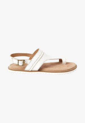 T-bar sandals - off-white