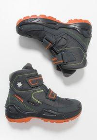 Lowa - MILO GTX MID - Snowboot/Winterstiefel - anthracite/flame - 0