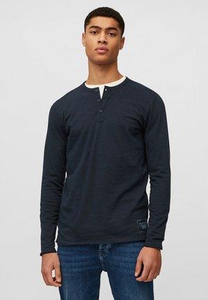 Long sleeved top - scandinavian blue