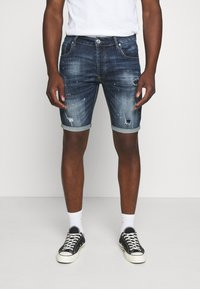 Kings Will Dream - STALHAM  - Jeans Shorts - blue - 0