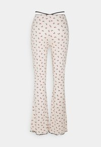 Milk it - BLOSSOM PANT - Trousers - offwhite - 1