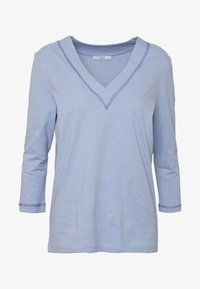 edc by Esprit - NEPPY - Long sleeved top - grey blue - 4
