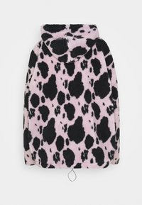 NEW girl ORDER - COW HOODIE - Sweat à capuche - lilac - 1