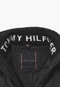 Tommy Hilfiger - ESSENTIAL  - Gewatteerde jas - black - 4