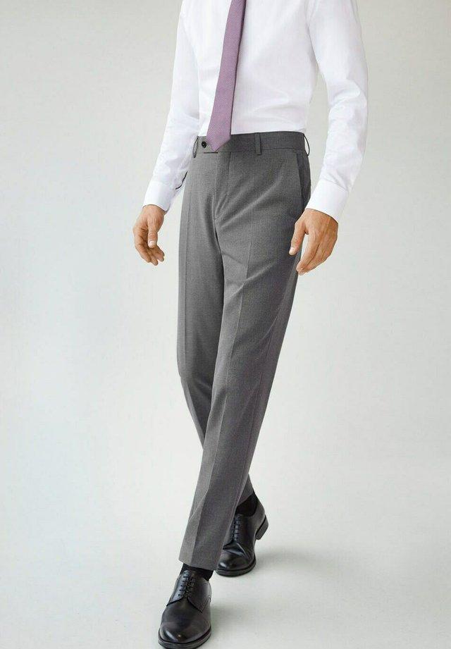 BRASILIA - Pantalon - grau