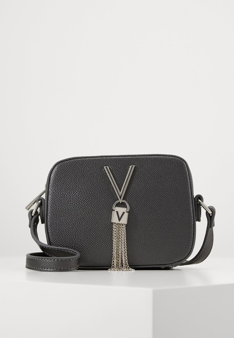 Valentino Bags - DIVINA - Across body bag - grey