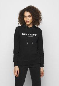 Belstaff - Hoodie - black - 0