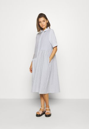 NUBEBE DRESS - Shirt dress - caviar