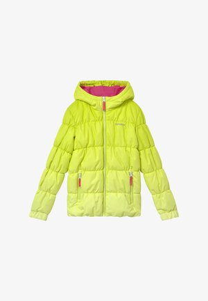 KIANA - Winter jacket - aloe