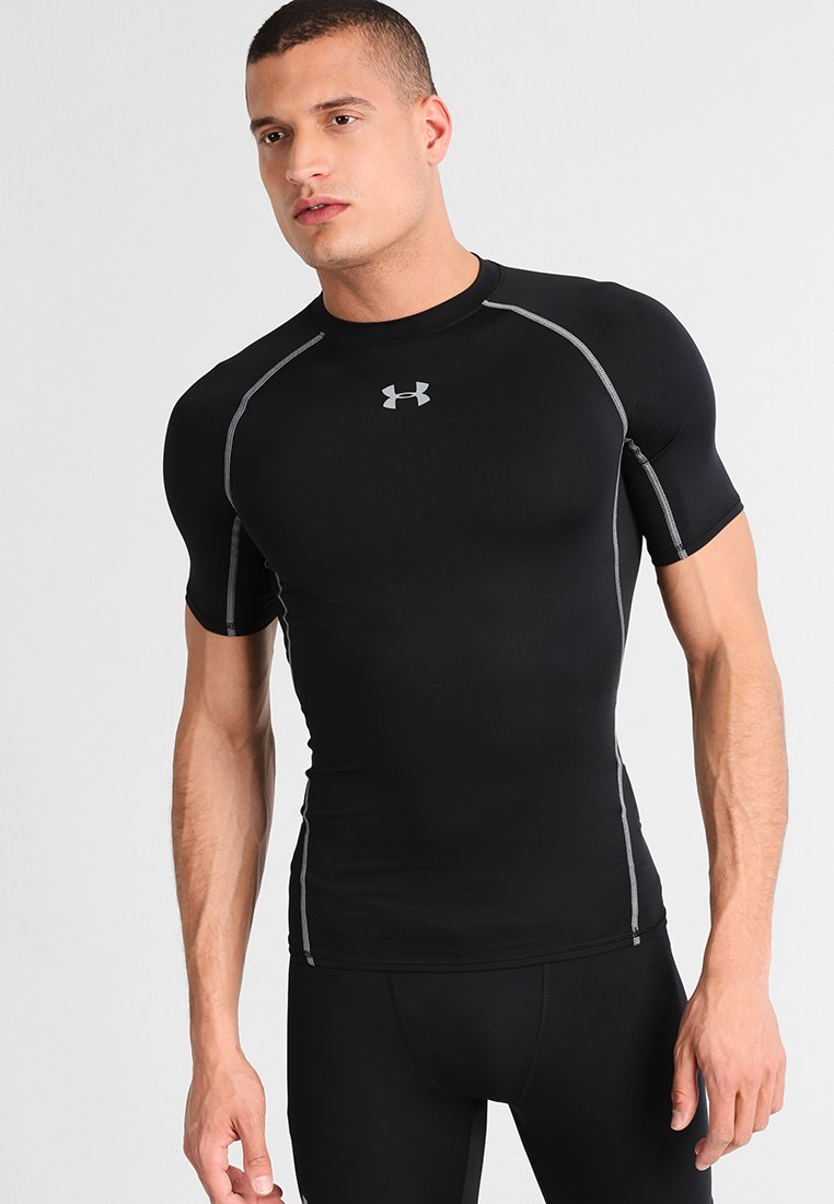 Under Armour - T-shirts print - schwarz/grau
