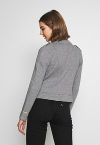 ONLY - ONLANETTA - Blazer - medium grey melange - 2