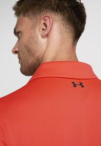 Under Armour - TECH - Funktionstrøjer - beta red/pitch gray - 3