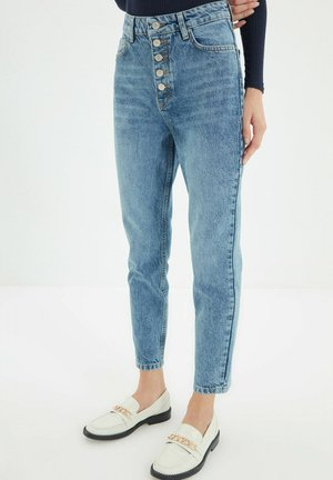 PARENT - Relaxed fit jeans - blue